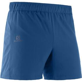 "Salomon Agile Shorts 5"" Herr poseidon"